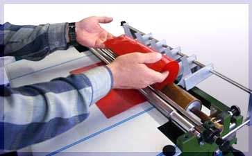 Gluing Machinery